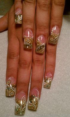 sea shells by AlysNails - Nail Art Gallery nailartgallery.nailsmag.com by Nails Magazine www.nailsmag.com #nailart