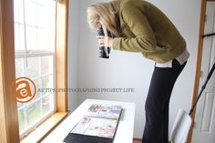 Photographing Project Life. Pretty much what I do already but interesting to read her camera settings.