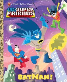 Batman! (DC Super Friends) by Billy Wrecks. Find this under E WRE.