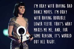 Katy Perry.   29 Celebrities Who Will Actually Make You Feel Good About Your Body