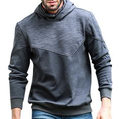 Buy cool looking hoodies online? Newchic offer best cool graphic zip up hoodies, cool mens black hoodies, cool unique pullover hoodies and more at cheap wholesale prices. Hoodie Sweatshirts, Zip Up Hoodies, Cool Hoodies, Sweatshirts Online, Sweat Shirt, Georgia, Marshall, Korea, Style Outfits