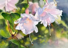 Dancing in the Light by Marney Ward