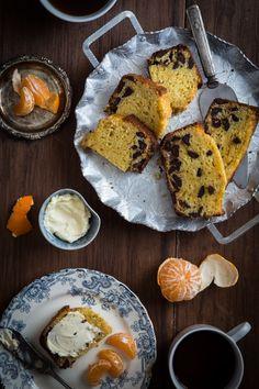 Orange Chocolate Chunk Quick Bread