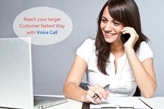 Reach your target Customer fastest Way with Voice Call. MysmsMantra lets you reach out to your target audience in the easiest, fastest & most cost effective way. Call into Mobile   phones or Landlines anywhere in India.  http://www.bulksmsmantra.com/voice-call-services.html