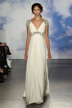 Jenny Packham Bridal Spring 2015 - Slideshow - Runway, Fashion Week, Fashion Shows, Reviews and Fashion Images - WWD.com