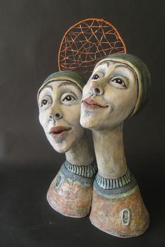 Portfolio 2 - gretel boose - ceramic and mixed-media art