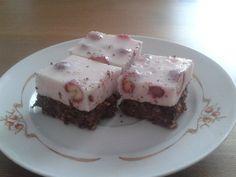 Gyümölcsös-zabpelyhes joghurtkocka Recept képpel - Mindmegette.hu - Receptek