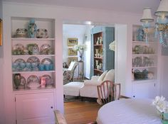 Betsy Speert's Blog: My new china cabinet