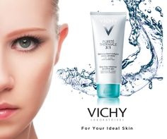 A Name since 1931-Vichy is a premium brand of skincare, body care, make-up and anti-aging products owned by L'Oréal under its Active Cosmetics division! Irrespective of skin type- Vichy allows women to transform their skin ably, immediately & durably! They are recognized for their unique minerals and its soothing, fortifying and regenerating properties! Buy Vichy Products Now: