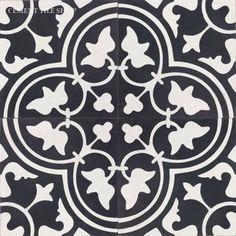 Cement Tile Shop - Handmade Cement Tile | Roseton Noche