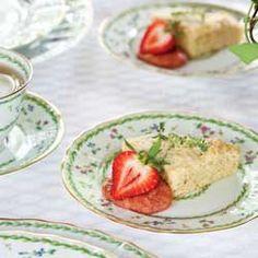 Strawberry Curd