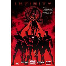 New Avengers Volume 2: Infinity Book