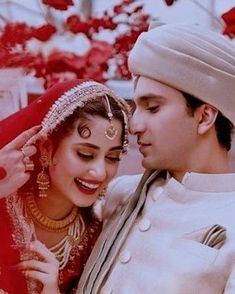Pakistani Girl, Pakistani Actress, Pakistani Bridal, Pakistani Dramas, Romantic Couples Photography, Bridal Photography, Celebrity Couples, Celebrity Pictures, Sajal Ali Wedding
