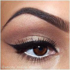 IG: ebony_maize_makeup | #makeup