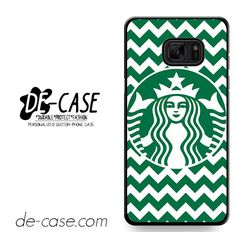 Starbucks Original Chevron DEAL-10101 Samsung Phonecase Cover For Samsung Galaxy Note 7