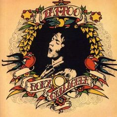 """RORY GALLAGHER - """"Tattoo"""" (1973)"""