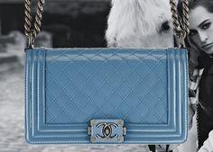 Chanel boy.Love tris one ❤️