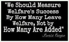 EXACTLY!!! And, how many MORE people are receiving government assistance since Obama went into office?!                                                                                                                                                      More