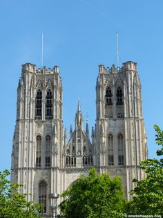 St. Michael and St. Gudula Cathedral, Brussels | smarksthespots.com