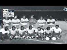 09/06/1965. Amistoso Internacional. Brasil - Argentina (Resumen)