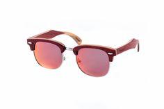 aed4309745 Amarantto - Sun in the City: Modelo Henzo Rosso - Gafas de sol unisex,