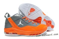 quality design 49ea8 fb344 Jordan Melo M8 Carmelo Anthony Shoes Gray Orange 2013 Nike Basketball Shoes,  Air Jordans,