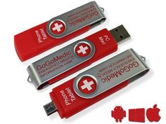 GoGoMedic™: Emergency Medical Info on Phone/Tablet/PC/Mac by iTechStyle — Kickstarter. GoGoMedic™: The world's first Medical ID that can be viewed on Android Phones/Tablets PC/Mac for fast medical help in an emergency.