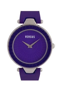 pretty #purple leather strap watch http://rstyle.me/n/kzkwmr9te