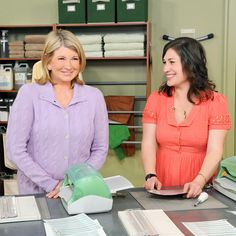 5 Laundry Room Organizing Tips and more on MarthaStewart.com