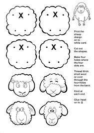 david and sheep colouring - Google Search
