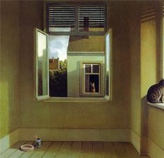 Summer Night's Melancholy by Michael Sowa