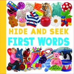 Giant Hide & Seek First WordsGiant Hide & Seek First Words - Join Sniffer Dog in a delightful picture hunt!  Clues around each massive page tell you (and Sniffer Dog) what to look for.Giant Hide & Seek First Words - Join Sniffer Dog in a delig