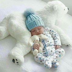 Newborn Baby Pillow Polar Bear Animal Shaped Soft Cushion Childrens Room Decoration Doll Kids Plush Toys Sleep Support Headrest >>> Visit the image link more details. (This is an affiliate link) So Cute Baby, Baby Love, Adorable Babies, Cute Baby Pictures, Newborn Pictures, Pictures Of Babies, Couple Pictures, Family Pictures, Baby Shooting