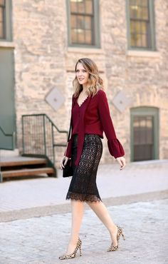 Sophisticated fall style