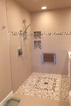 advantages and disadvantages of a curbless walk in shower luxury bathroomstile