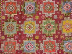 "VINTAGE Turkish Kilim Rug Carpet Cicim (Embroidered) Handwoven Kilim Rug, Area Rug, Natural Goat Hair on Wool  90,9"" X 118,1"""
