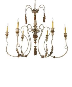 New French Chandelier