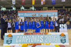 Perfumerías Avenida derrota a IDK Gipuzkoa y se lleva la Supercopa de España Seguir a @elecapo87 Seguir a @Basketfem Perfumerías Avenida inaugura su casillero de trofeos de la temporada 2016-2017 t…