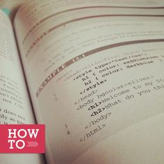 How to Make a Website With HTML and CSS