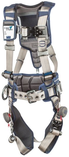 ExoFit STRATA™ Construction Style Positioning Harness