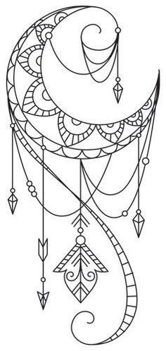 New tattoo thigh henna mandala design ideas Henna Tatoos, Henna Mehndi, Henna Art, Body Art Tattoos, New Tattoos, Tribal Tattoos, Wing Tattoos, Trendy Tattoos, Tattoos For Women