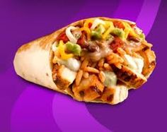 Taco Bell Restaurant Copycat Recipes: Grilled Stuffed Chicken Burrito