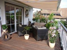 Balkonpflanzen - Tipps Für Jeden Balkon | Nizza, Terrasse Und Balkon Wohntipps Balkon Gestaltung Deko