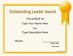 Blank Certificate  Blank Certificate Template For Kids