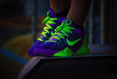 Nike. Love them colors