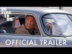 Daniel Craig will star as 007 James Bond in No Time to Die, with Rami Malek, Christoph Waltz (as Blofeld), Lea Seydoux, Ben Whishaw and Naomie Harris Ben Whishaw, New James Bond, Daniel Craig James Bond, James Bond Movies, Christoph Waltz, Billie Eilish, Ralph Fiennes, Rami Malek, John Krasinski