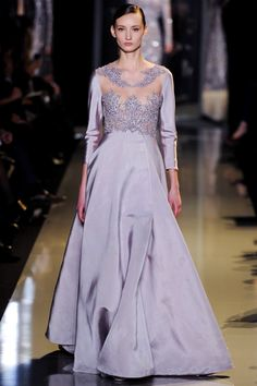 Elie Saab gown for Robb Stark's queen