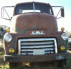 cabover trucks | Desert Classics...1950 GMC FF 350 COE cab-over-engine 2 ton truck