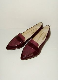 Kup mój przedmiot na #vintedpl http://www.vinted.pl/damskie-obuwie/polbuty/17794212-nowe-metka-polbuty-oksfordy-bordowe-burgund-wiosna-jones-bootmaker-37