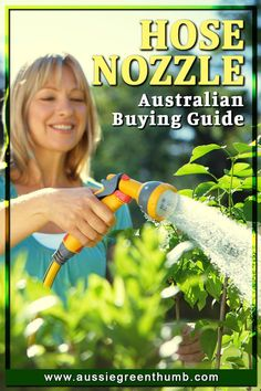 When on market for the best hose nozzle or garden spray gun, be sure to choose one of a high-quality material.While some models will be more expensive, investing in the right garden nozzle can help you enjoy years of effortless watering.